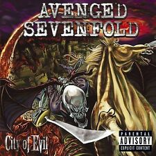 Avenged Sevenfold, City of Evil, Excellent Explicit Lyrics