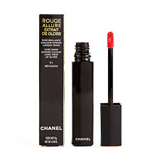 Chanel Rouge Allure Puro Brillo Intenso Color Rosa Rojo Brillo De Labios - 71 De Reflexion