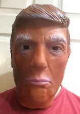American business Magnate Donald Trump Celebrity Latex Mask President Candidate