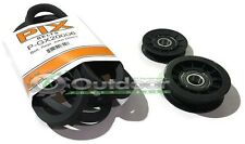 Transmission Drive Belt Pulley Repair Kit GX20006 GX20286 GX20287 (3 Items)