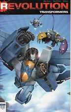 Transformers Revolution (NM) `16 Barber/ Griffith (VARIANT)