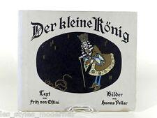 MÄRCHEN ° Der kleine König von Ostini ° Jugendstil Bilder Hans Pellar