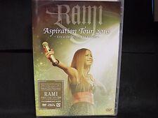 RAMI Aspiration Tour 2016 JAPAN DVD Aldious Raglaia Cross Vein Cyntia