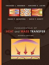 New-Fundamentals of Heat and Mass Transfer by Frank P. Incropera- 7th ED-INTL ED