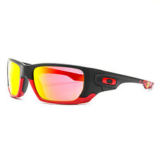 Oakley Scuderia Ferrari Style Switch OO9194-24 Matte Black Ruby Iridium LIMITED