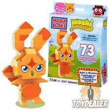 Mega Bloks 80651 Moshi Monsters Katsuma Build a Monster Figur