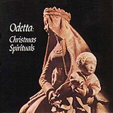 Odetta - Christmas Spirituals - MINT CONDITION CD