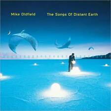 MIKE OLDFIELD : SONGS OF DISTANT EARTH (CD) sealed