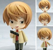 "4"" Anime Death Note Yagami Light PVC Figure Nendoroid 12# New in Box NN"