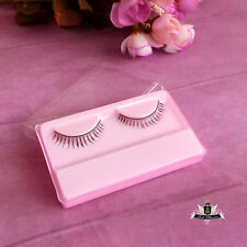 BJD Black Eyelashes SD DZ DOD MSD Luts SOOM AOD EID Dollfie DREAM Doll Eyelashes