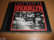 MARK KNOPFLER soundtrack LAST EXIT TO BROOKLYN cd Guy Fletcher David Nolan