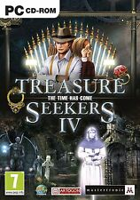 Treasure Seekers IV: The Time Has Come (PC CD) BRAND NEW SEALED