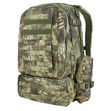 Official Kryptek Mandrake ™ Condor 3-Day Assault Pack ( Rucksack Bergen Bug Out