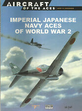 Osprey Aircraft of the Aces Imperial Japanese Navy Ace of World War II Del Prado