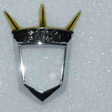 1955-1956 FORD FAIRLANE HOOD EMBLEM BEZEL - NEW