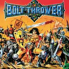 "Bolt Thrower ""Warmaster"" CD - NEW war master"