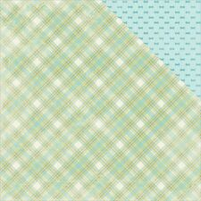 Authentique Paper Cuddle Boy Double-Sided Cardstock - 271822