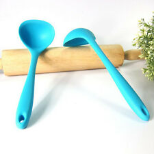 Furniture Cooking Utensils Accessories Soup Spoon Ladle Design Silicone