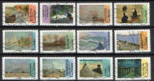France Stamps - 2013  Complete Set Impressionist Painters