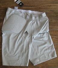 ADIDAS CLIMACOOL TECH FIT SHORT 3 PAD FOOTBALL PADDED BASKETBALL 3XL XXXL MOVED