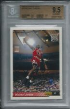 1992-93 Upper Deck #23 Michael Jordan BGS 9.5
