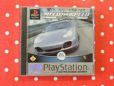 Need for Speed Porsche Platinum Playstation 1 PS1 PSX mit Anleitung