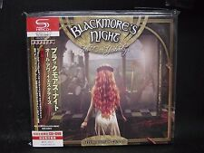 BLACKMORE'S NIGHT All Our Yesterdays JAPAN Deluxe Edition SHM CD + DVD Deep Purp