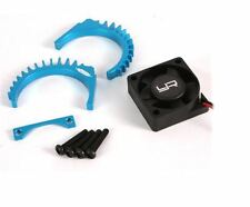 Yeah Racing Tornado 540 Motor Heat Sink with High Speed Fan Blue Type B