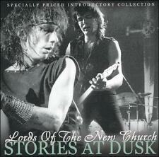 Lords Of The New Church Stories At Dusk CD *NEW* Stiv Bators