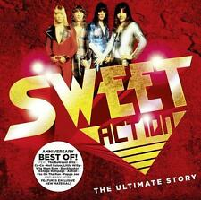 The Sweet - Action! the Ultimate Sweet Story, 2CD Neu