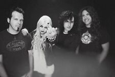 The Pretty Reckless - Sexy Taylor Momsen Rock Band Art Silk Poster 24x36inch