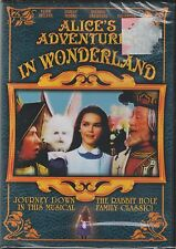 Alice's Adventures in Wonderland (DVD, 2005) New Sealed, Rated G