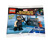 Lego Avengers Super Heroes Hawkeye with equipment 30165 Polybag BNIP