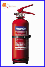 2 x 4KG POWDER FIRE EXTINGUISHER CE MARKED INDUSTRIAL USE