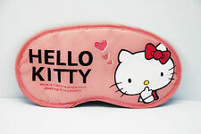 Hello Kitty Sleep Masks eye mask Lovely proud funny sleeping pink AB115