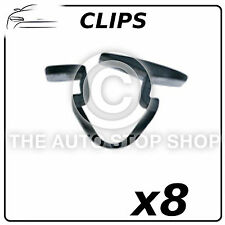 Clips - Trim Clips 10 x 20 MM Ford S-Max/Galaxy/Mondeo Part 11633 Pack of 8
