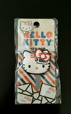 Loungefly Hello Kitty Sanrio Key Cap postal stamp NEW with tag