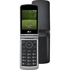 TELEFONO CELLULARE NERO TITAN LG G350 APERTURA A CONCHIGLIA NUOVO CON GARANZIA