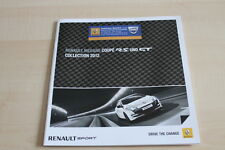 126474) Renault Megane Coupe + RS 2.0 Turbo 265PS Prospekt 03/2012