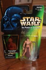 PRINCESS LEIA (Jabba's Prisoner) Star Wars Power of the Force Hasbro 1997 Slave