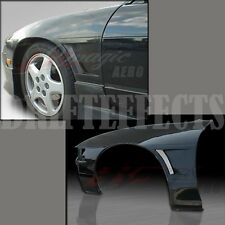 FITS 89-94 240SX S13 US FLIP HEADLIGHT 30MM AIT D1 STYLE FRONT FENDERS body kit