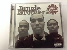 Jungle Brothers - Raw Deluxe / Off The Hook - Jungle Brothers 2 cd set