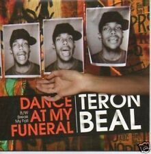 (659Q) Teron Beal, Dance at My Funeral - new CD