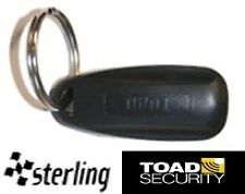 TOAD STERLING EXCEL IMMOBILISER POWER TRANSPONDER KEY TAG THATCHAM CAT 2 NEW