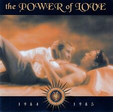 THE POWER OF LOVE 1984-1985 / 2 CD-SET (TIME LIFE MUSIC TL629/6) - TOP-ZUSTAND