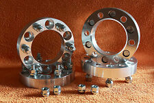 4 Distanziali Wheel Spacers 30 o 38 o 50mm TOYOTA 4-Runner Hilux Land Rover Pick