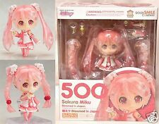 New Nendoroid Sakura Miku Hatsune Bloomed in Japan 500 Good Smile In Stock F/S