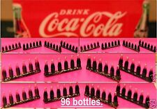 96 COCA-COLA BOTTLES 1:43 (O) Scale