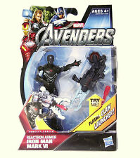 Hasbro MARVEL THE AVENGERS Concept Series Reactron Armor IRON MAN Mark VI Figure