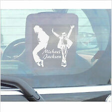Michael Jackson Self Adhesive Vinyl Sticker-Car,Van,Truck,Vehicle Sign-87mm D1